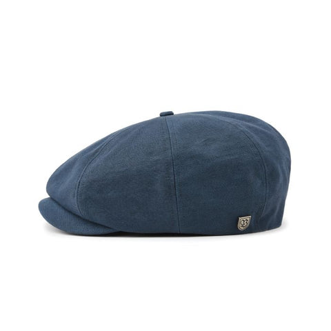 Brixton | BROOD Snap Cap in DEEP BLUE