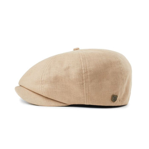 Brixton | BROOD Snap Cap in SANDSTONE