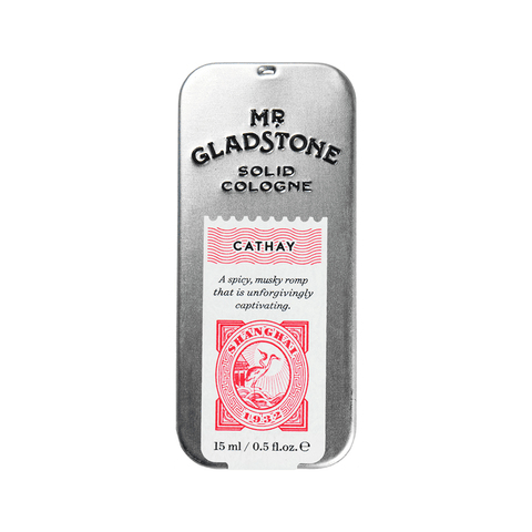 Mr. Gladstone | Cathay Solid Cologne