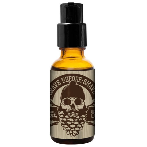 Grave Before Shave | Pine Scent BEARD OIL