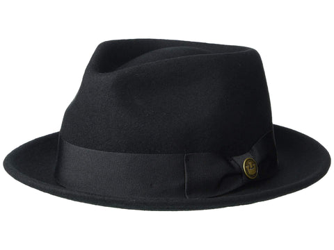 Goorin Bros. | MR. PAXTON Wool Fedora in BLACK