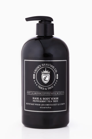Crown Shaving Co. | Hair and Body Wash