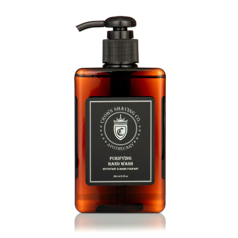 Crown Shaving Co. | Purifying Hand Wash