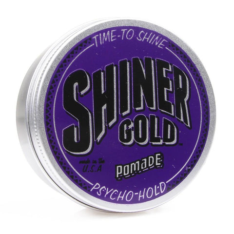 Shiner Gold | Psycho Hold Pomade