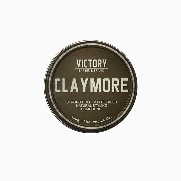 Victory Barber & Brand Claymore