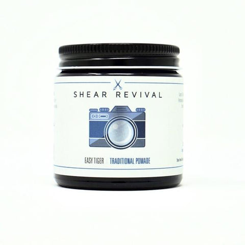 Shear Revival  | Easy Tiger Traditional Pomade