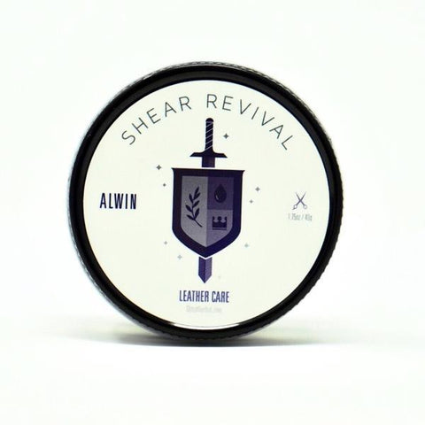 Shear Revival | Alwin Leather Care