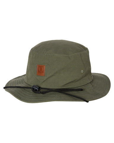 Brixton | Alpha Bucket Hat in OLIVE