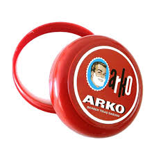 Arko | Shaving Soap Puck in Bowl