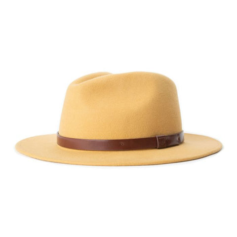 Brixton | MESSER Fedora in HONEY