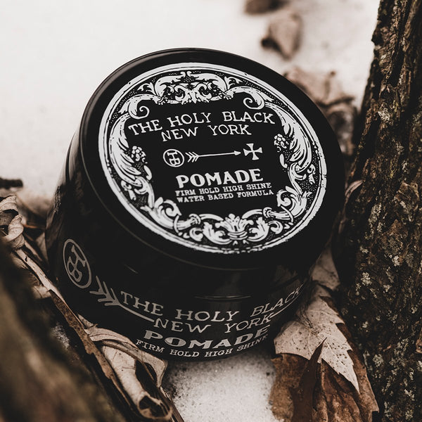 The Holy Black | Pomade