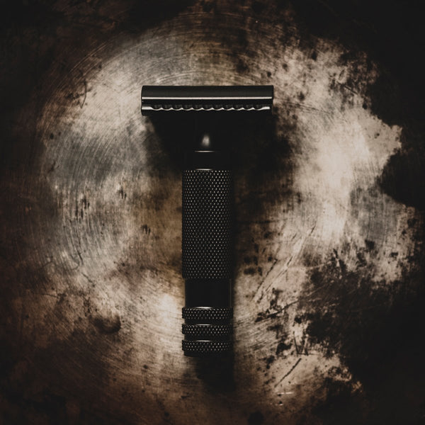 The Holy Black | Guard Bar Safety Razor