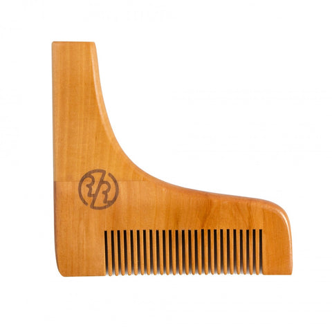 Rockwell Razors | Beard Shaper Natural Pear Wood