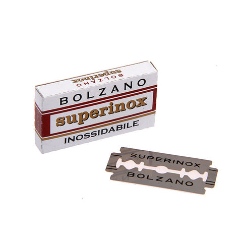 Bolzano | Double Edge Safety Razor Blades (5 Blade pack)