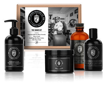 Crown Shaving Co. The Shave Kit