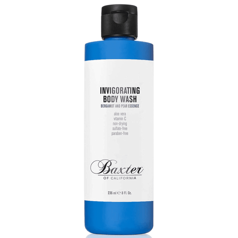 Baxter | Invigorating Body WASH in Bergamot & Pear