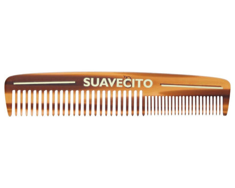 Suavecito | Deluxe Amber TRAVEL Dressing Comb C113NN