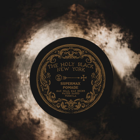 The Holy Black | Supermax Pomade