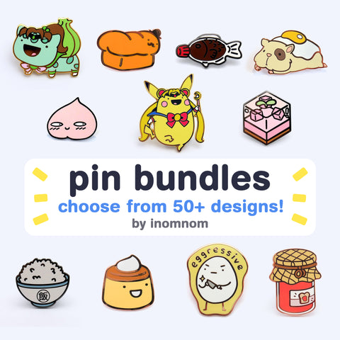 Enamel Pin Bundles