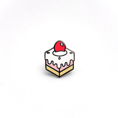 Strawberry Shortcake Enamel Pin