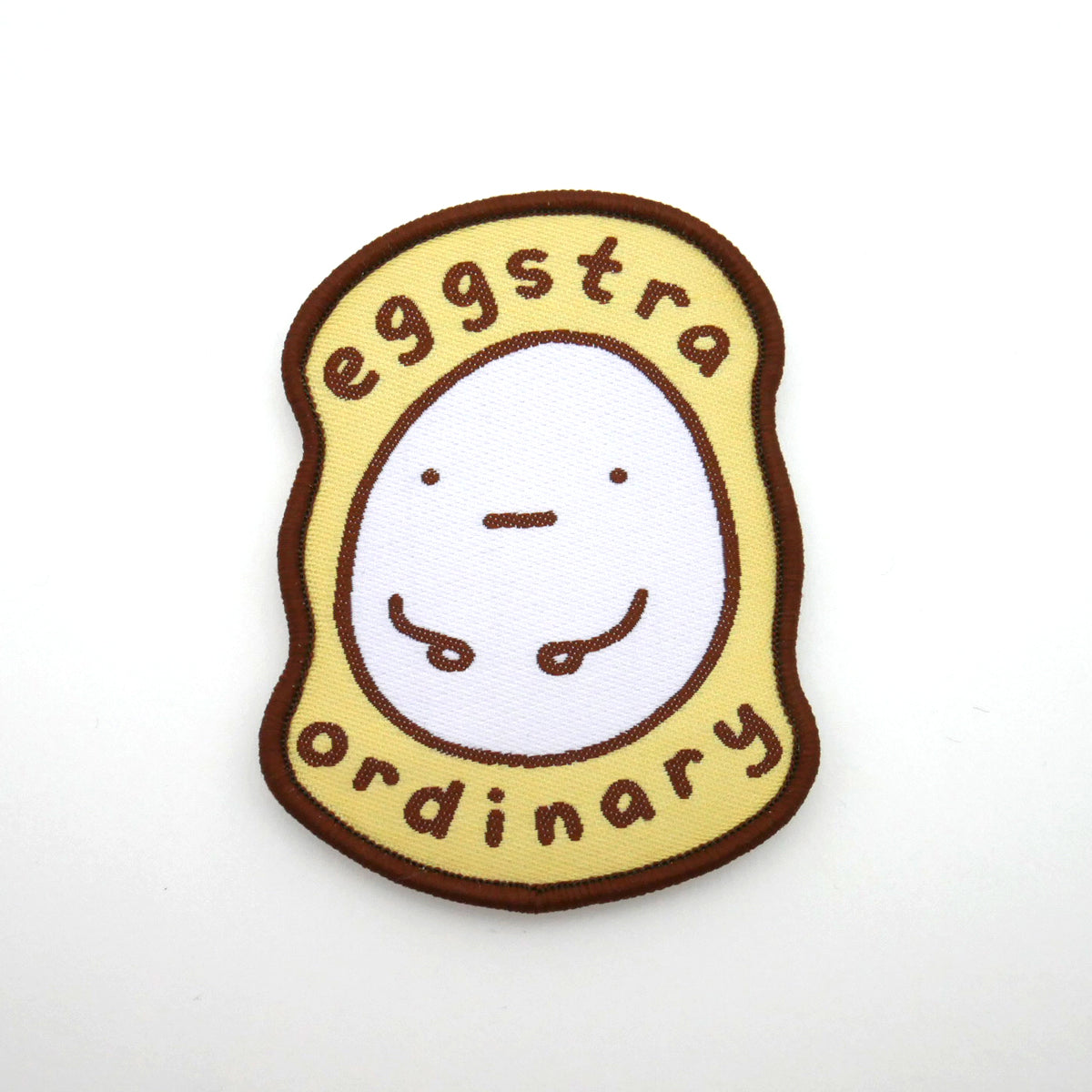 Eggstra Ordinary Iron-on Patch