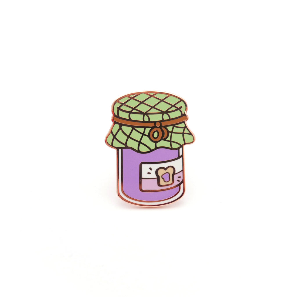 Concord Grape Jam Enamel Pin