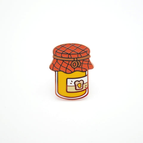 Orange Marmalade Enamel Pin