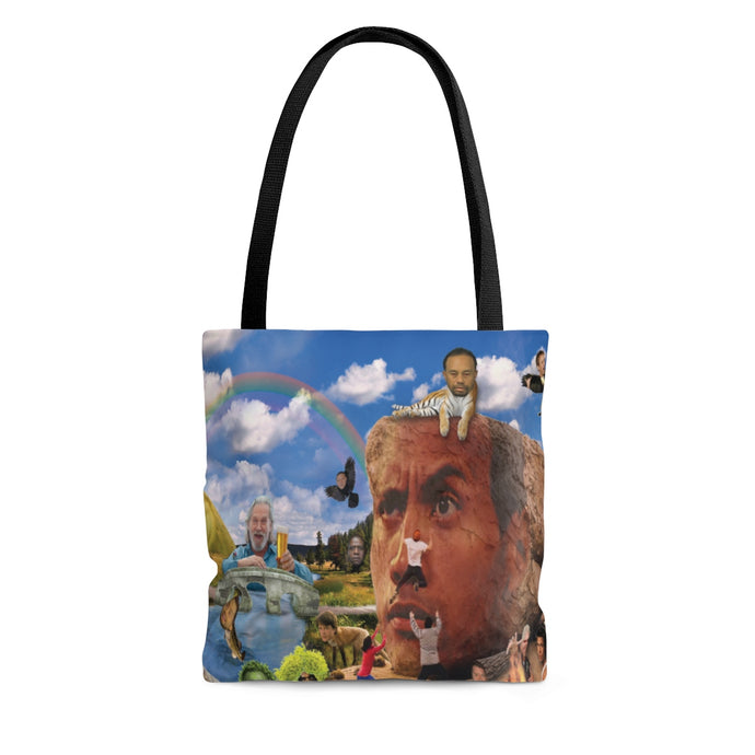 Noun Names Reusable Tote Bag