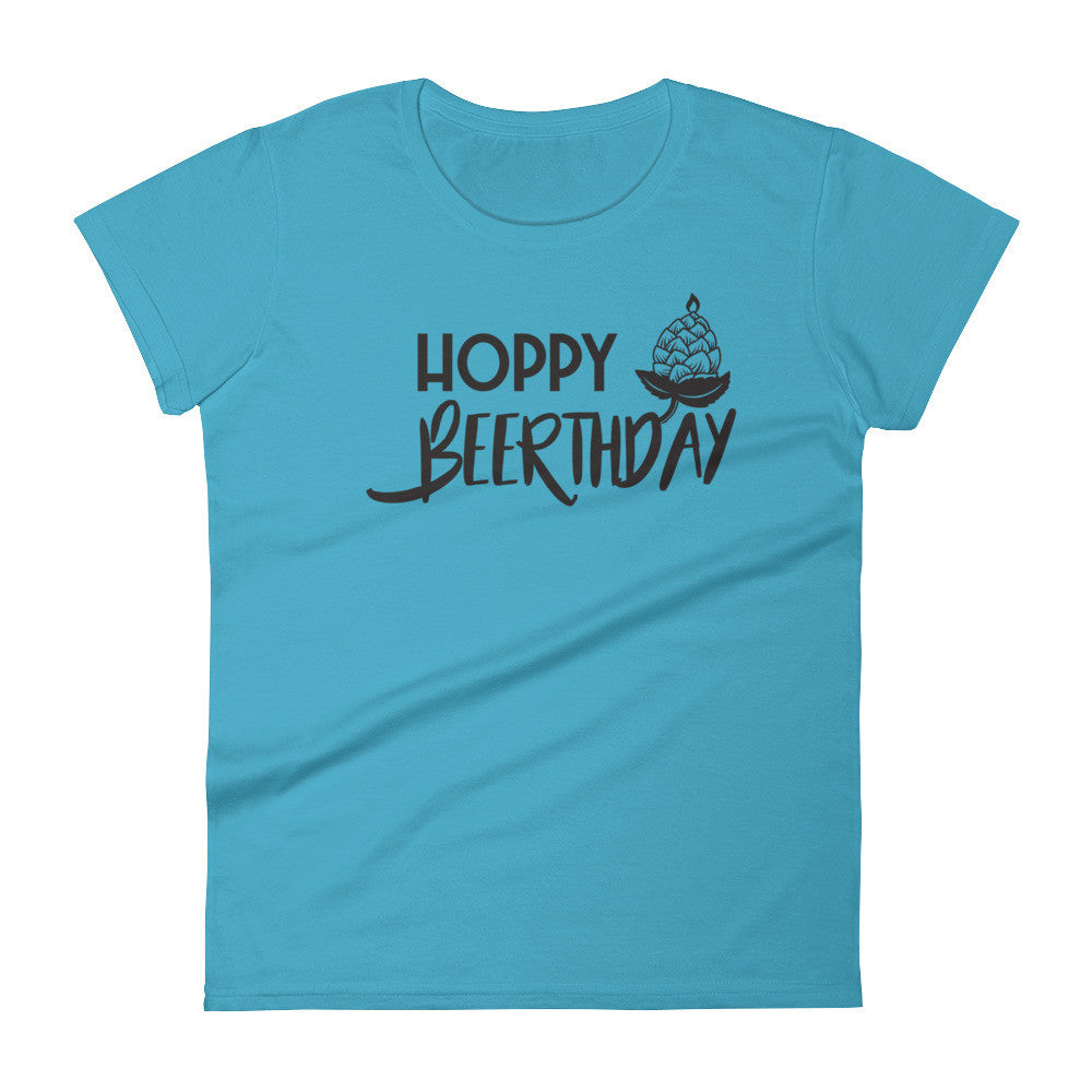 Hoppy Beerthday Women's T-Shirt