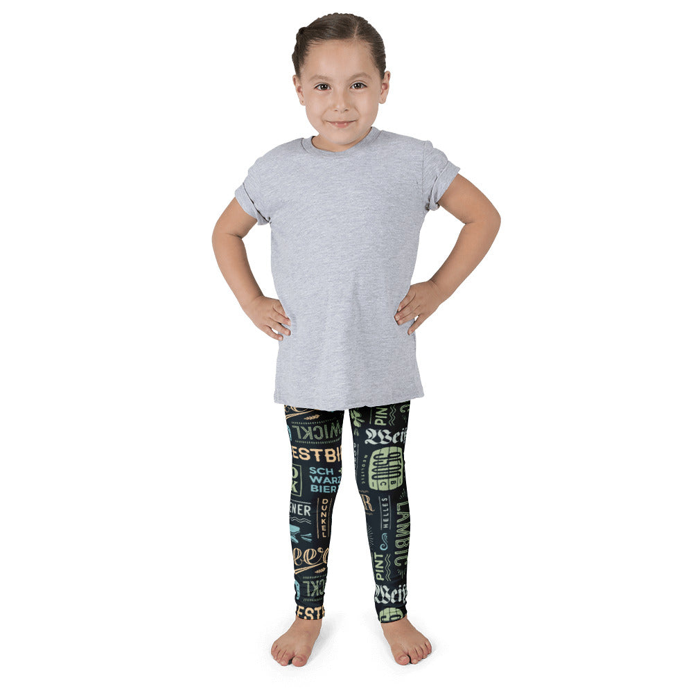 Alt Beer Kid's leggings