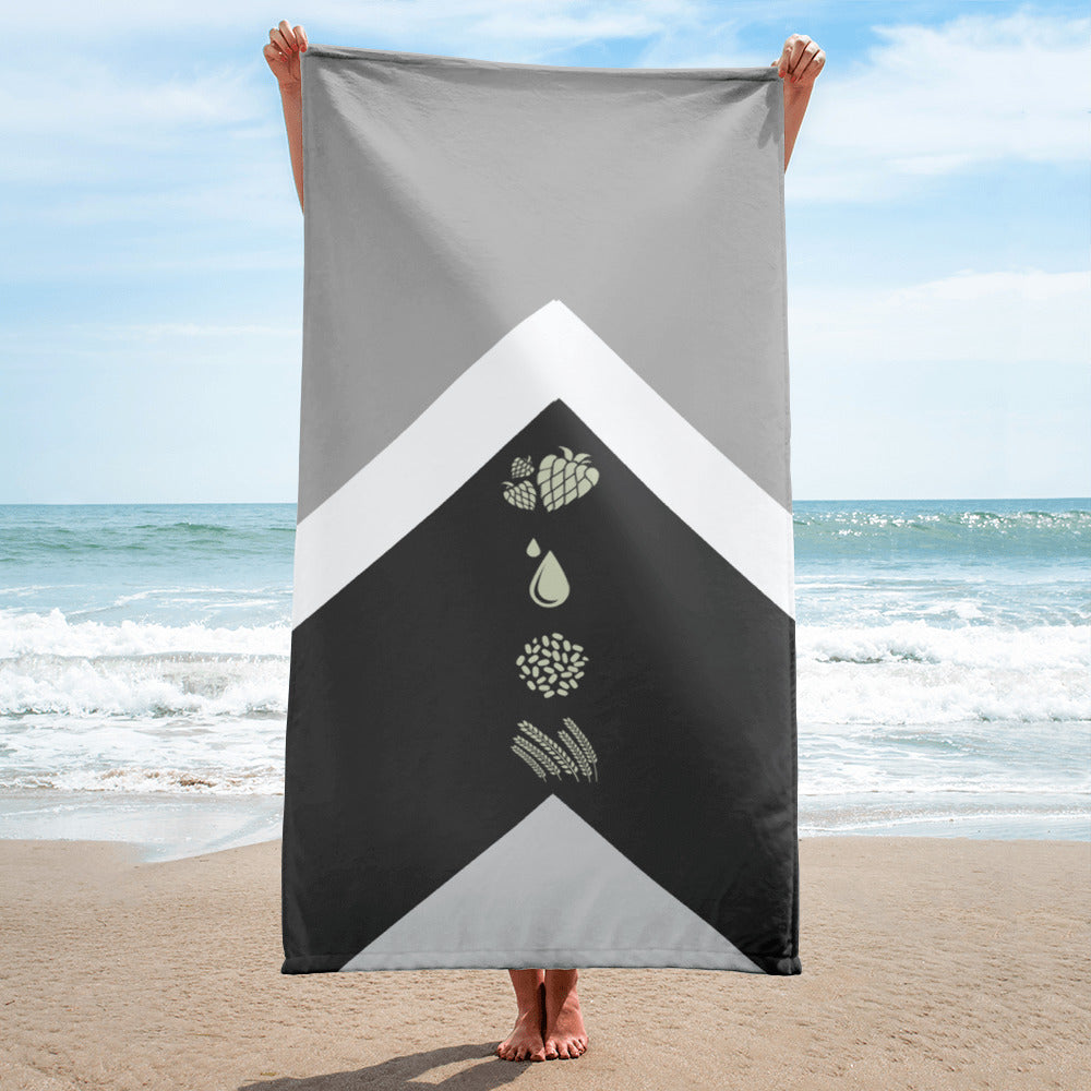 Cream Ale Towel