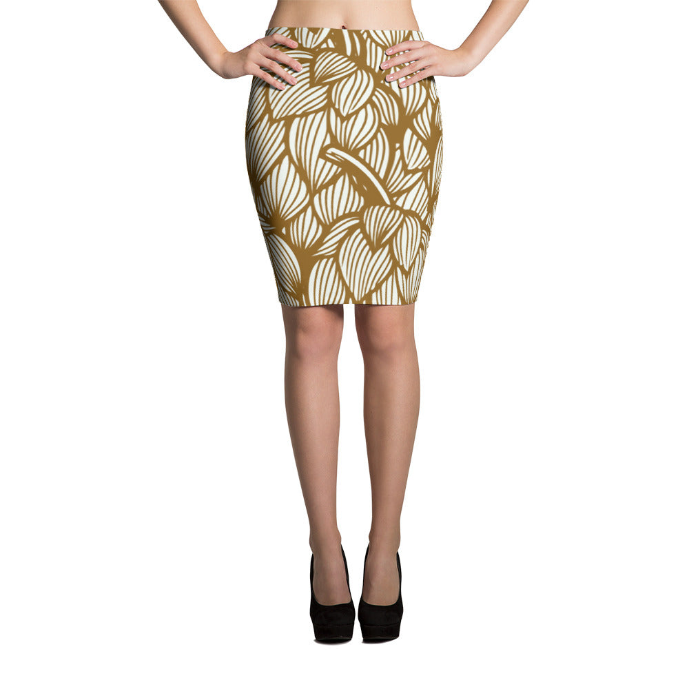 Hop To It Pencil Skirt