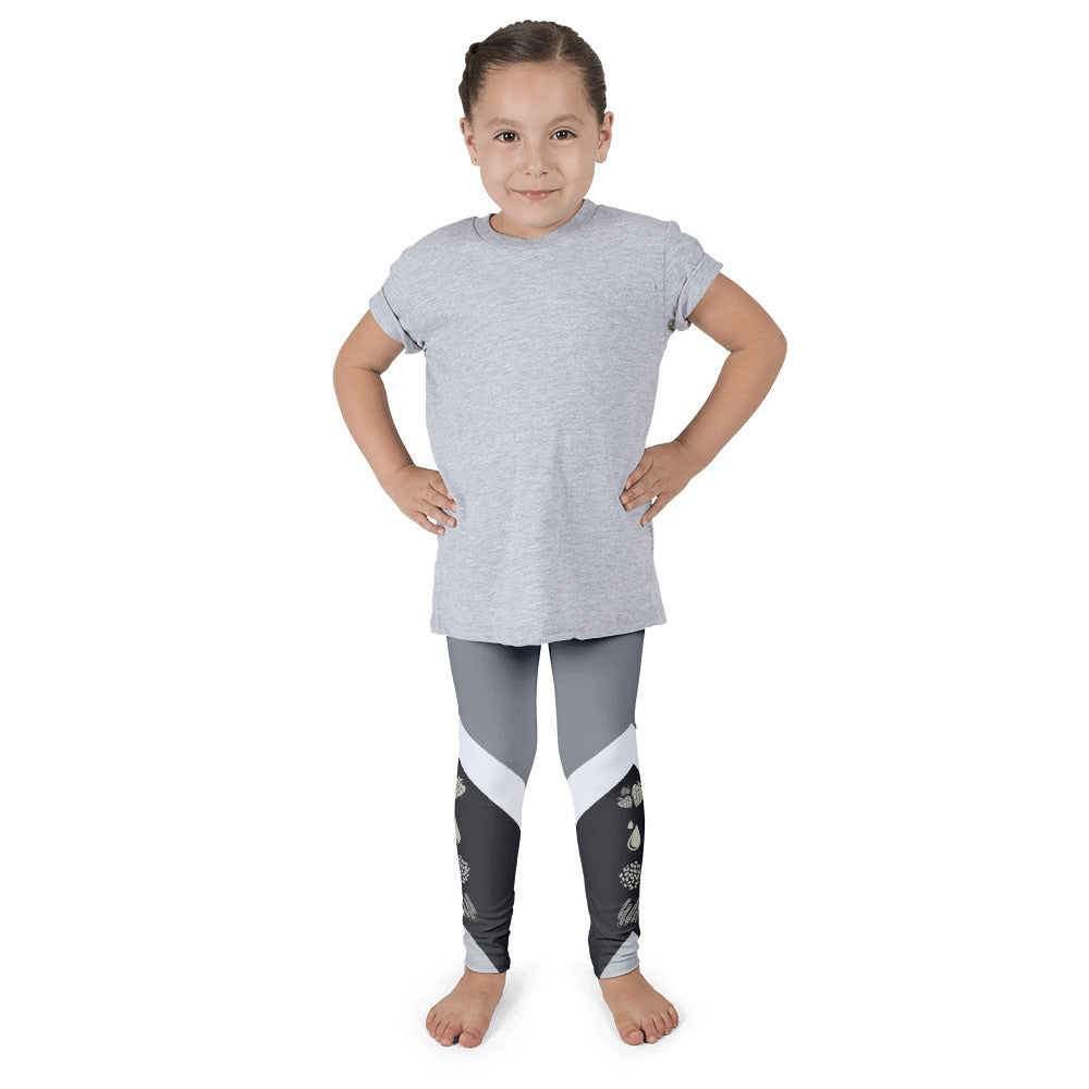 Cream Ale Kid's leggings