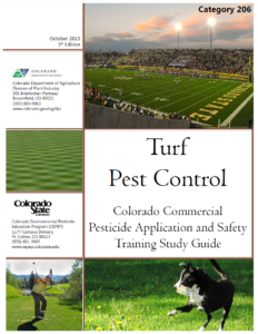 Category 206: Turf Pest Control (2015) CO