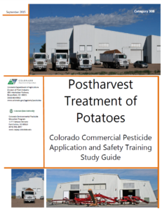 Category 308: Post Harvest Potato Pest Control (2015) CO