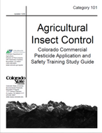 Category 101: Agricultural Insect Control (2006) CO