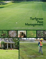 3A, TURFGRASS  E2327 - Turfgrass Pest Management: Training Manual For Commercial Applicators MI