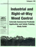 Category 109: Industrial and Right of Way Weed Control (2006) CO