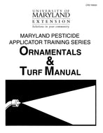 ORNAMENTALS & TURF PEST CONTROL; MD