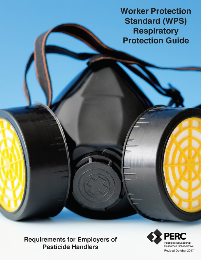 WPS Respiratory Protection Guide (150 or more in Bundles of 50 at $5.00 per copy)