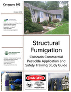 Category 303: Structural Fumigation (2018) CO