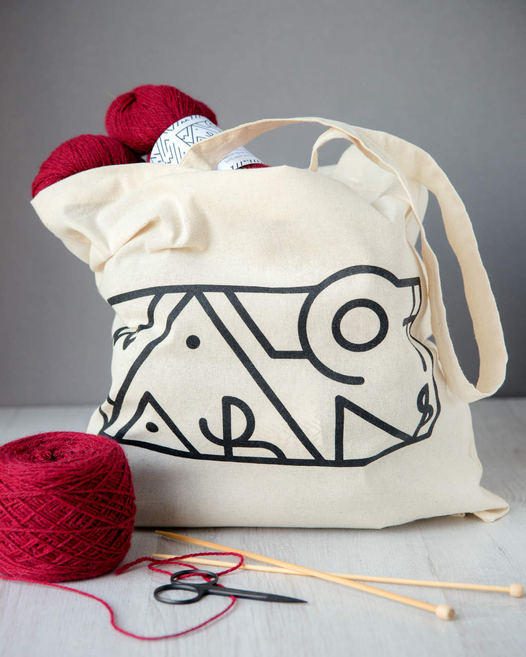 Walcot Yarns Cotton Tote