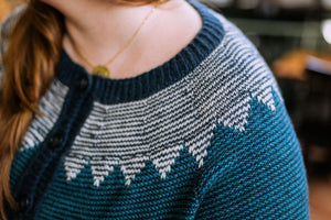 Starring the Difference Cardigan Yarn Bundle