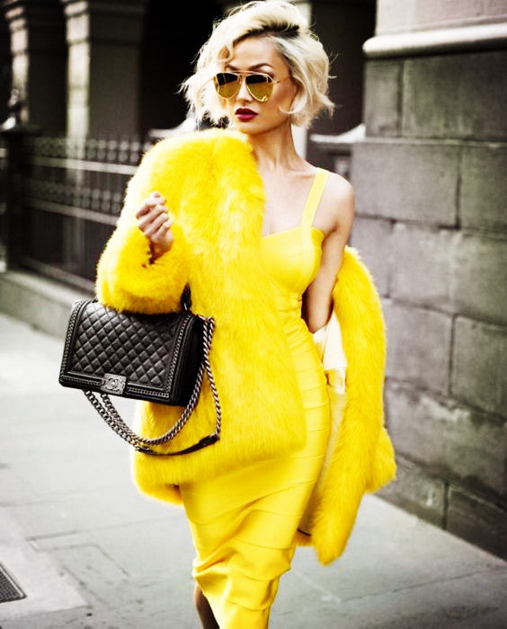 Yellow_fur_coat_inspo_micah_gianelli_thepompommery
