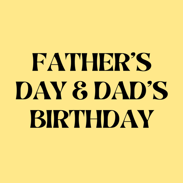 Father's Day & Dad Birthday Cards