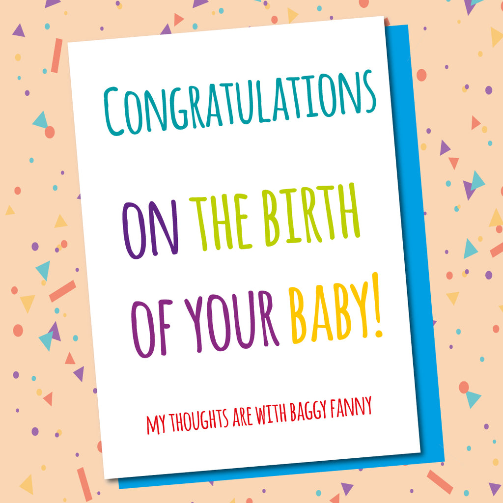 Congratulations...Birth