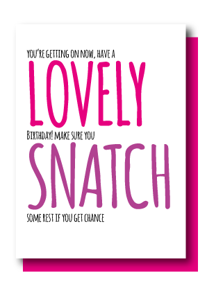 Lovely Snatch