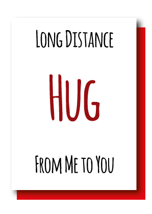 Long Distance Hug