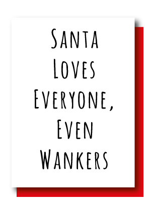 Santa Loves Everyone