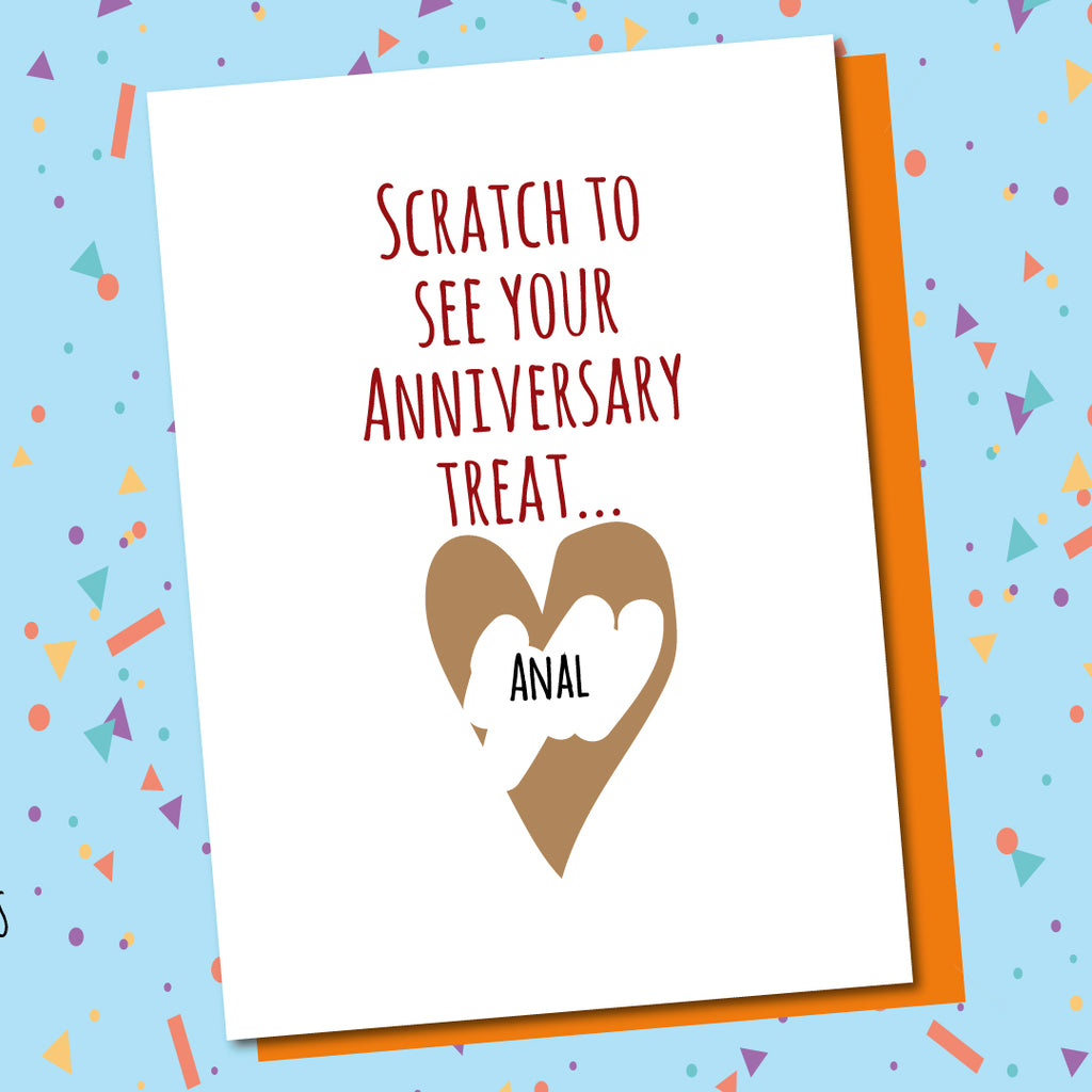 Anniversary Treat Anal
